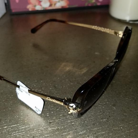 8710c70dd40 Sunglasses. NWT. Cartier